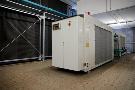 refrigeradores free cooling